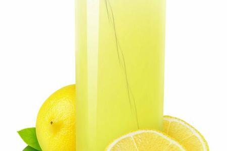 Морс лимонный