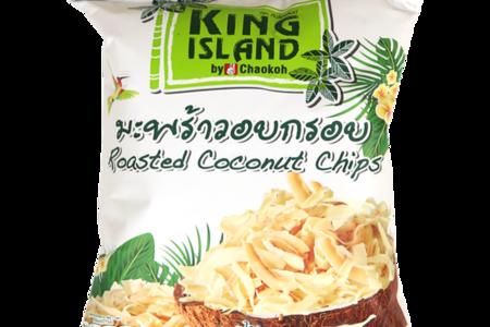 Чипсы кокосовые, King Island