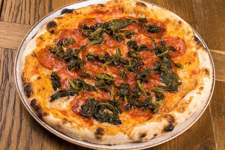 Пицца Фриарелли и сальсичиа