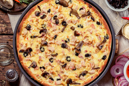 Пицца Французская