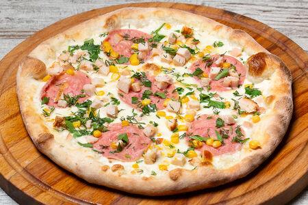 Пицца Сладкая с курицей