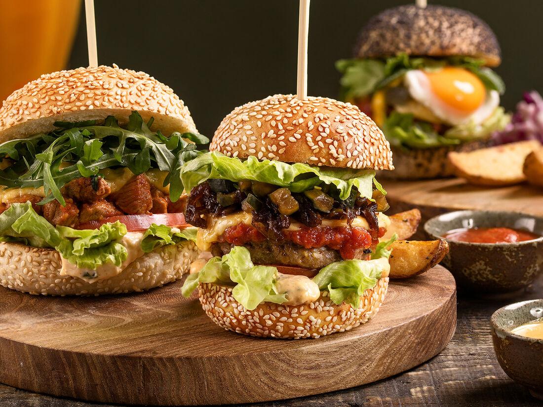 KGB Burgers