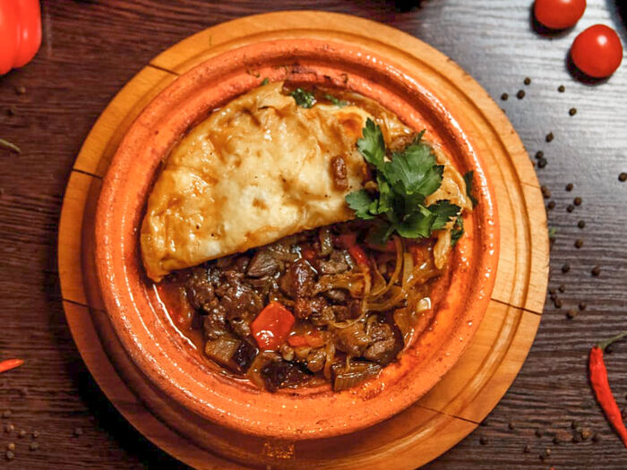 Блюдо Султана