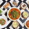 Фото к позиции меню Вегетарианский