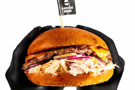 Бургер Новосиб слоу с говядиной