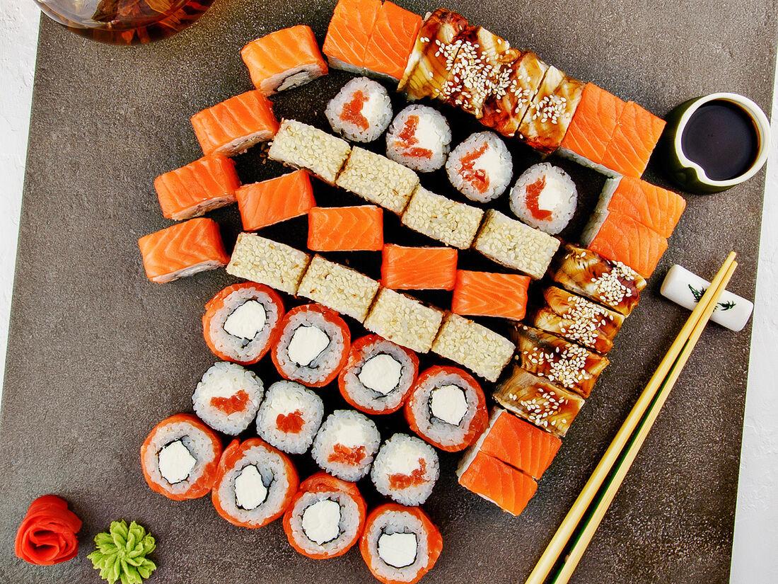 Касуро – качественные суши и роллы