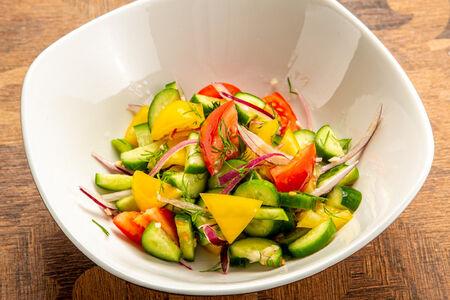 Салат Овощной тещин