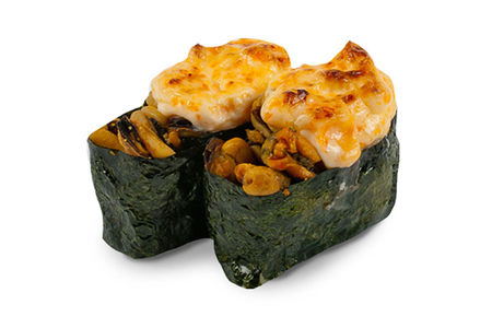 Суши запеченные Дабл хот кайеси