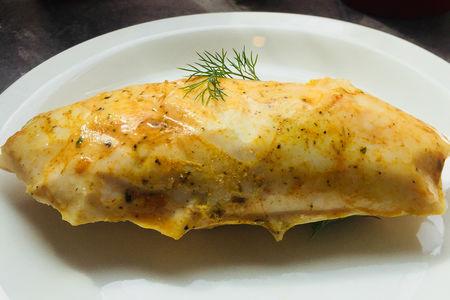 Куриная грудка с овощами и сыром фета
