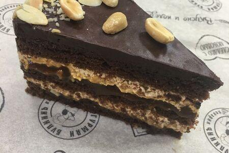 Торт Орехово-шоколадный