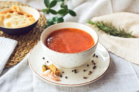 Суп средиземноморский