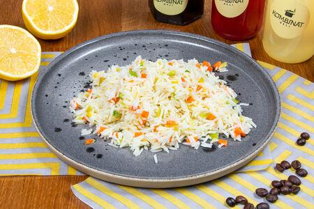 Рис басмати с яйцом