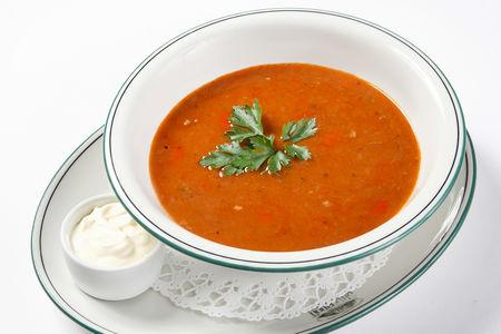 Суп Техасский фасолевый