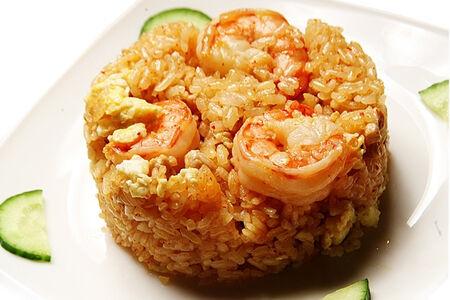 Острый рис по-тайски