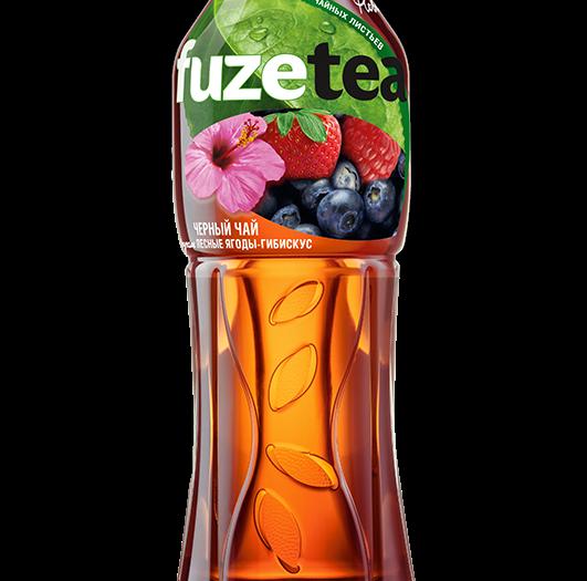 Чай Fuzetea лесные ягоды-гибискус