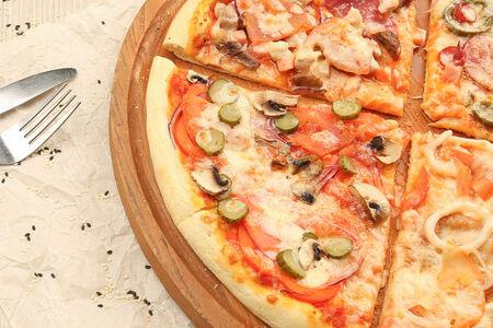 Пицца Оливия