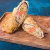 Фото к позиции меню Суширрито с лососем