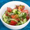 Фото к позиции меню Овощной салат