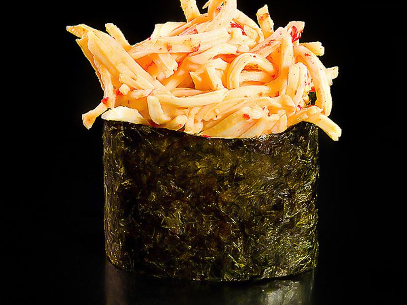 Кани спайси суши