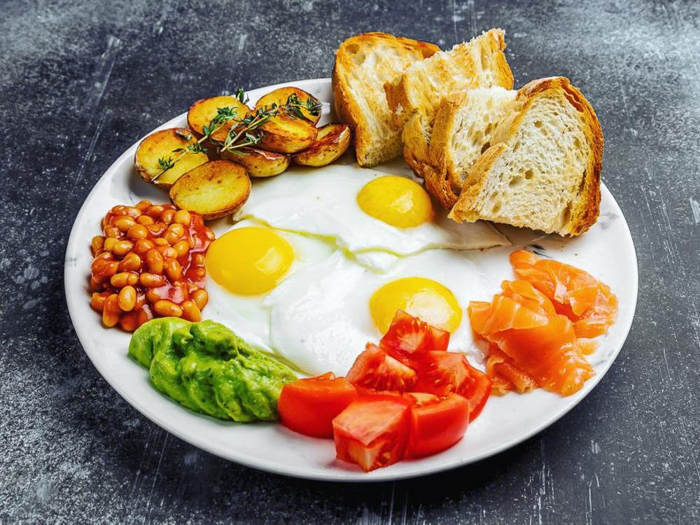 Комбо Супер завтрак