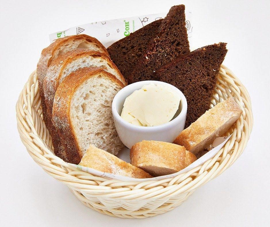 Хлебная корзина малая