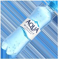 Аква Минерале 0,5 л. (без газа)