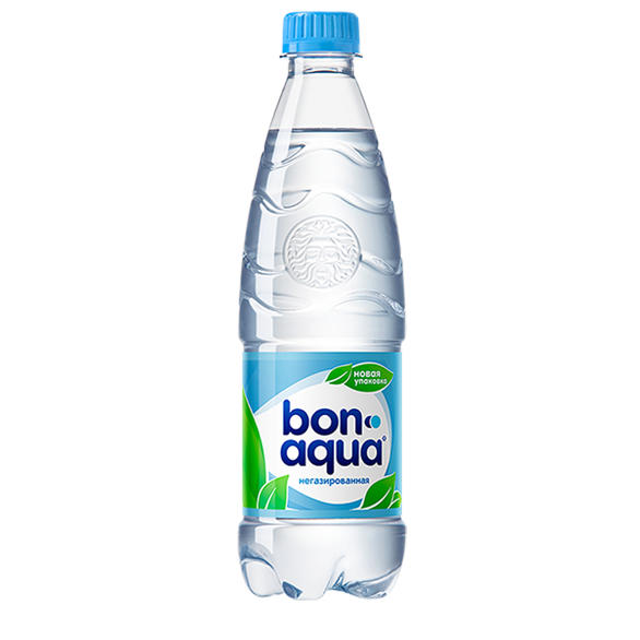 BonAqua без газа