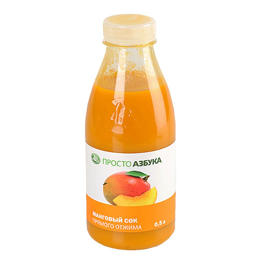Нектар фруктовый Манго