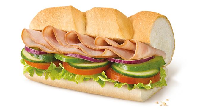 Сэндвич Ветчина
