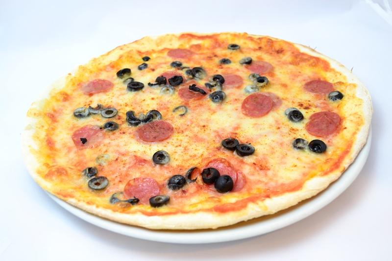 Пицца Дьявольская