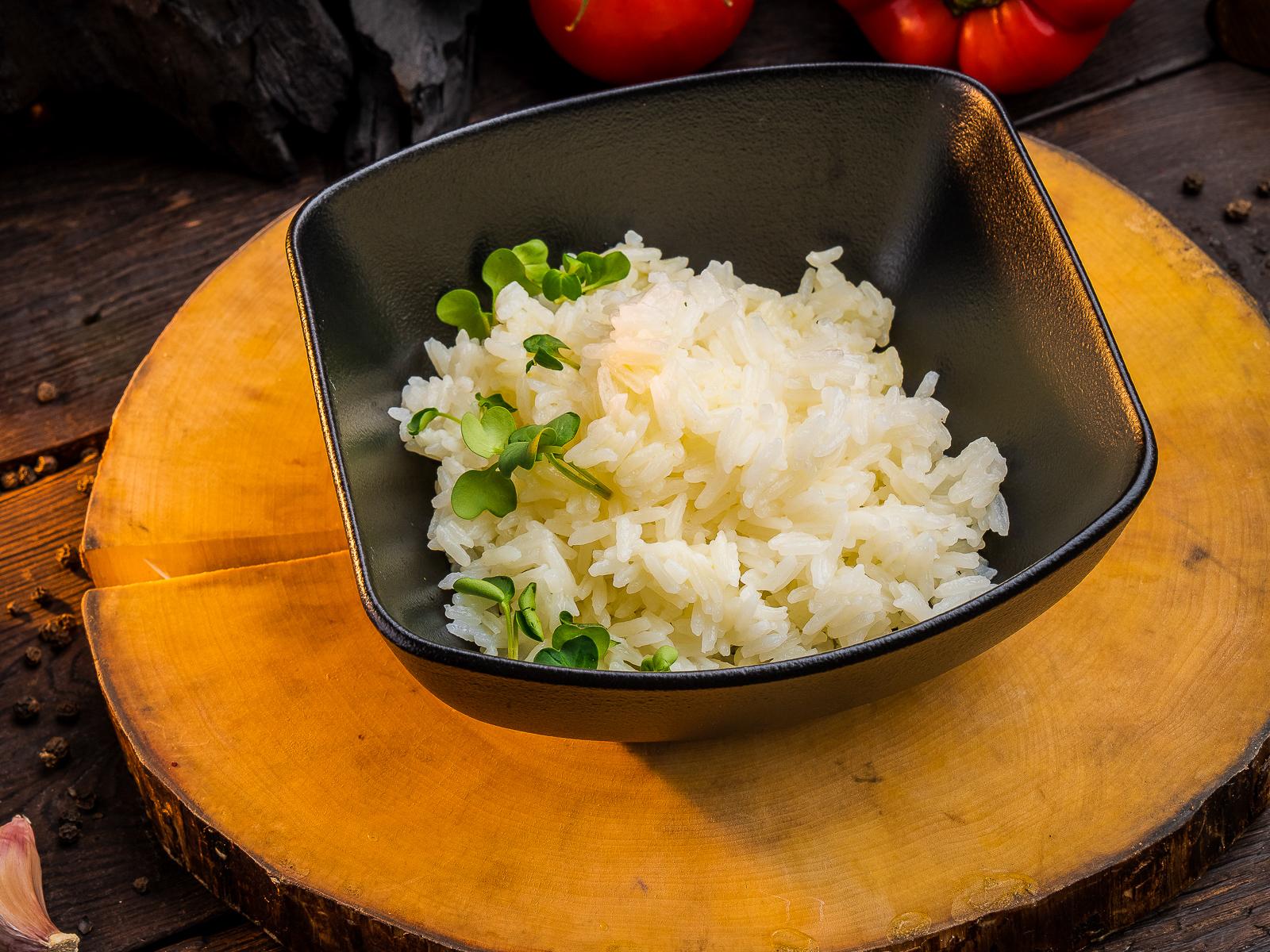 Отварной рис Жасмин
