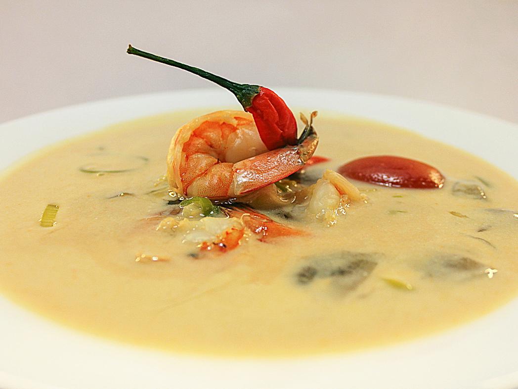 Суп Том Ям