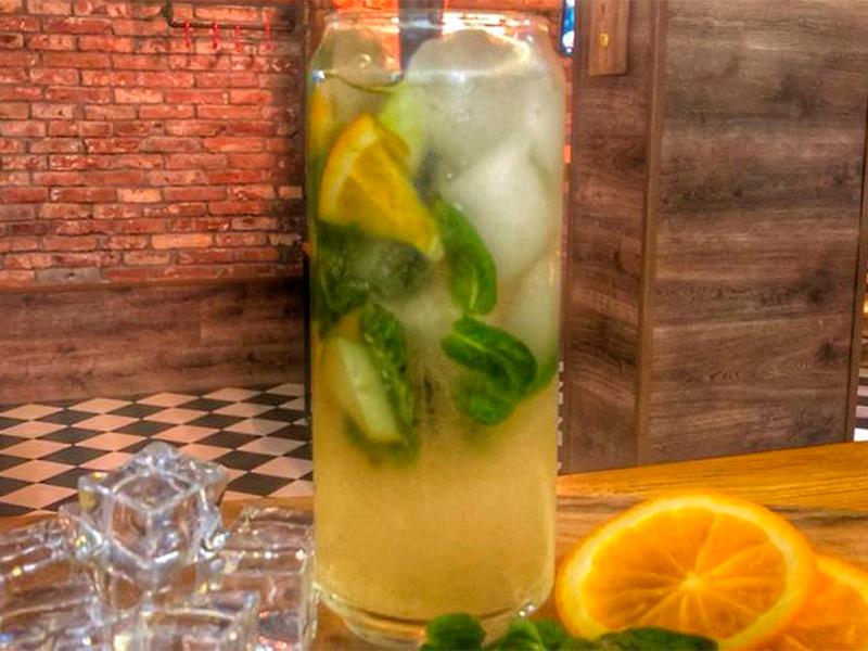 Фирменный лимонад Испанский
