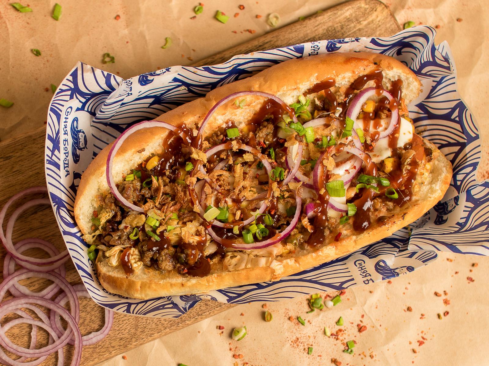 Сэндвич Писклявый Мексиканец