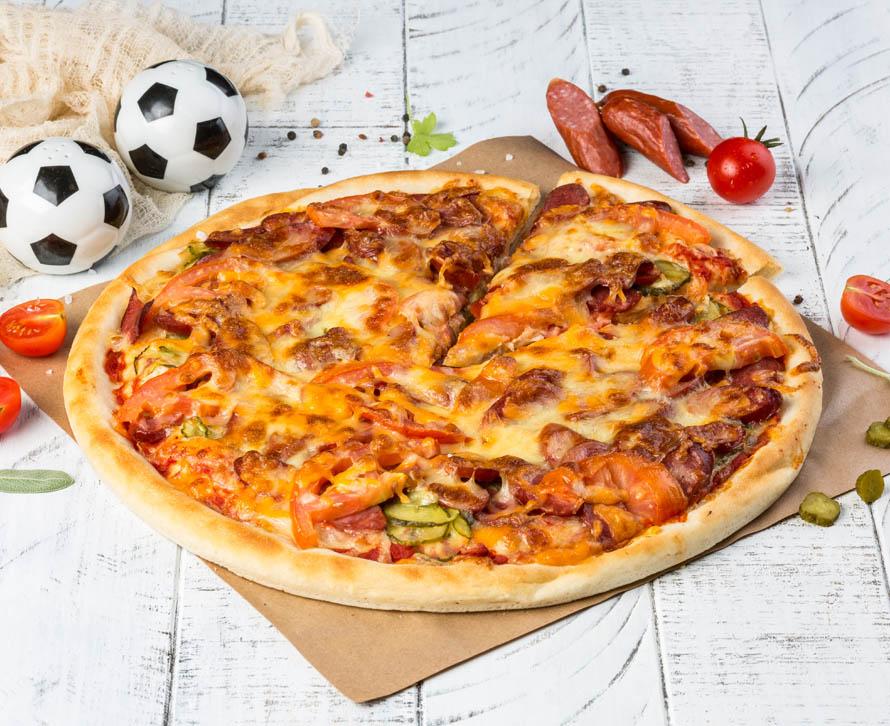 Пицца Чемпионская фирменная