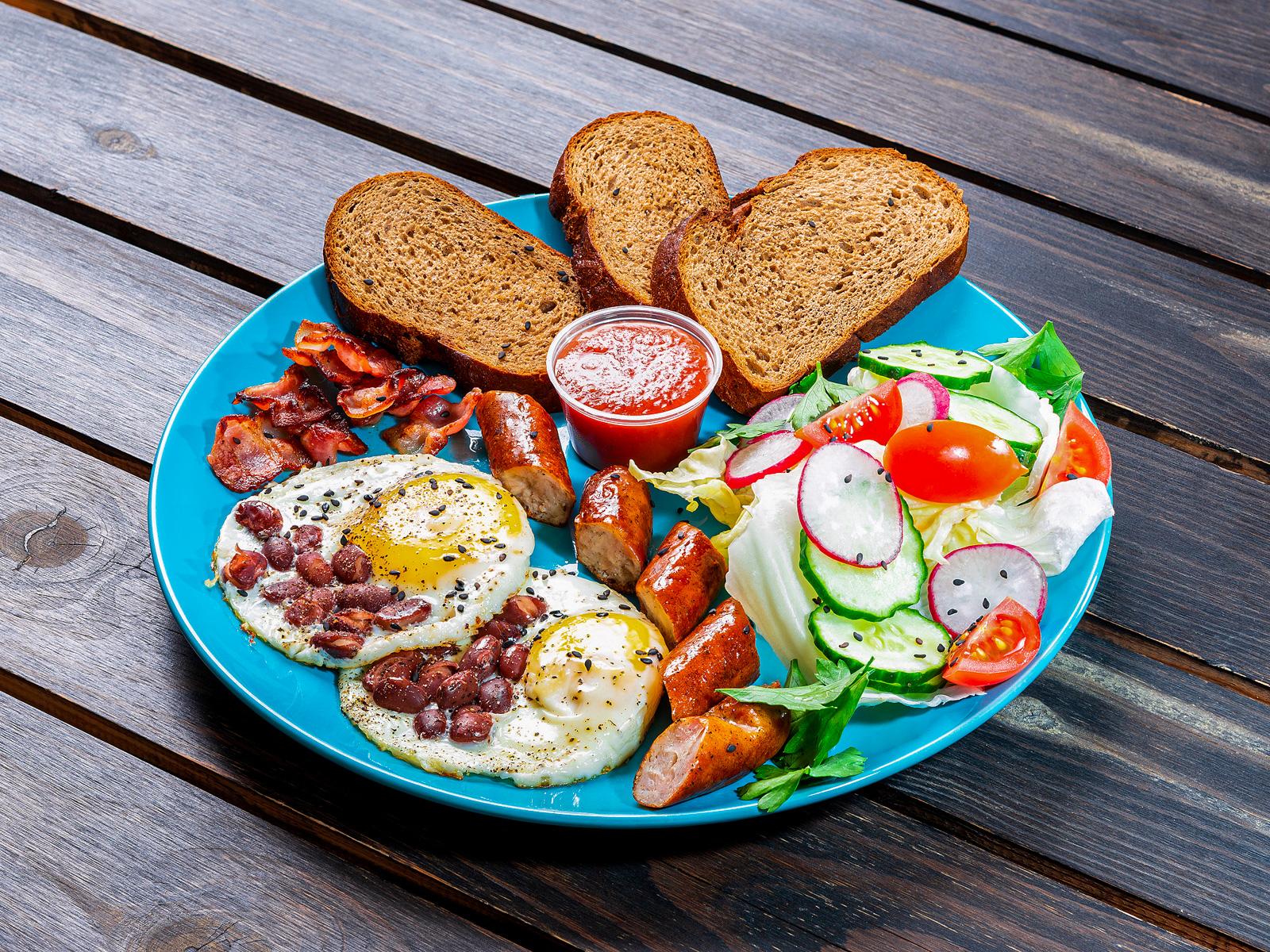 Поздний завтрак
