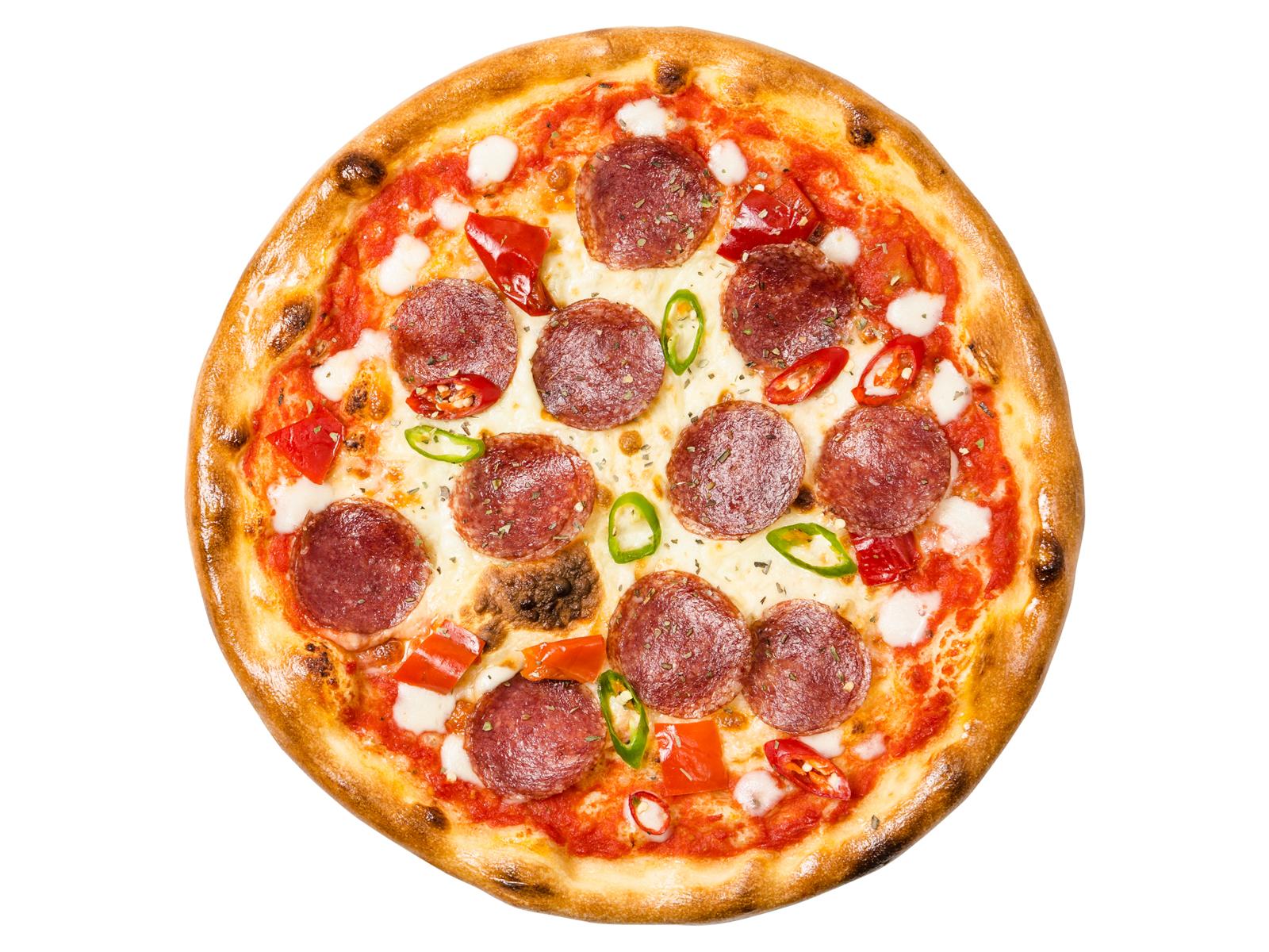Пицца Диябло