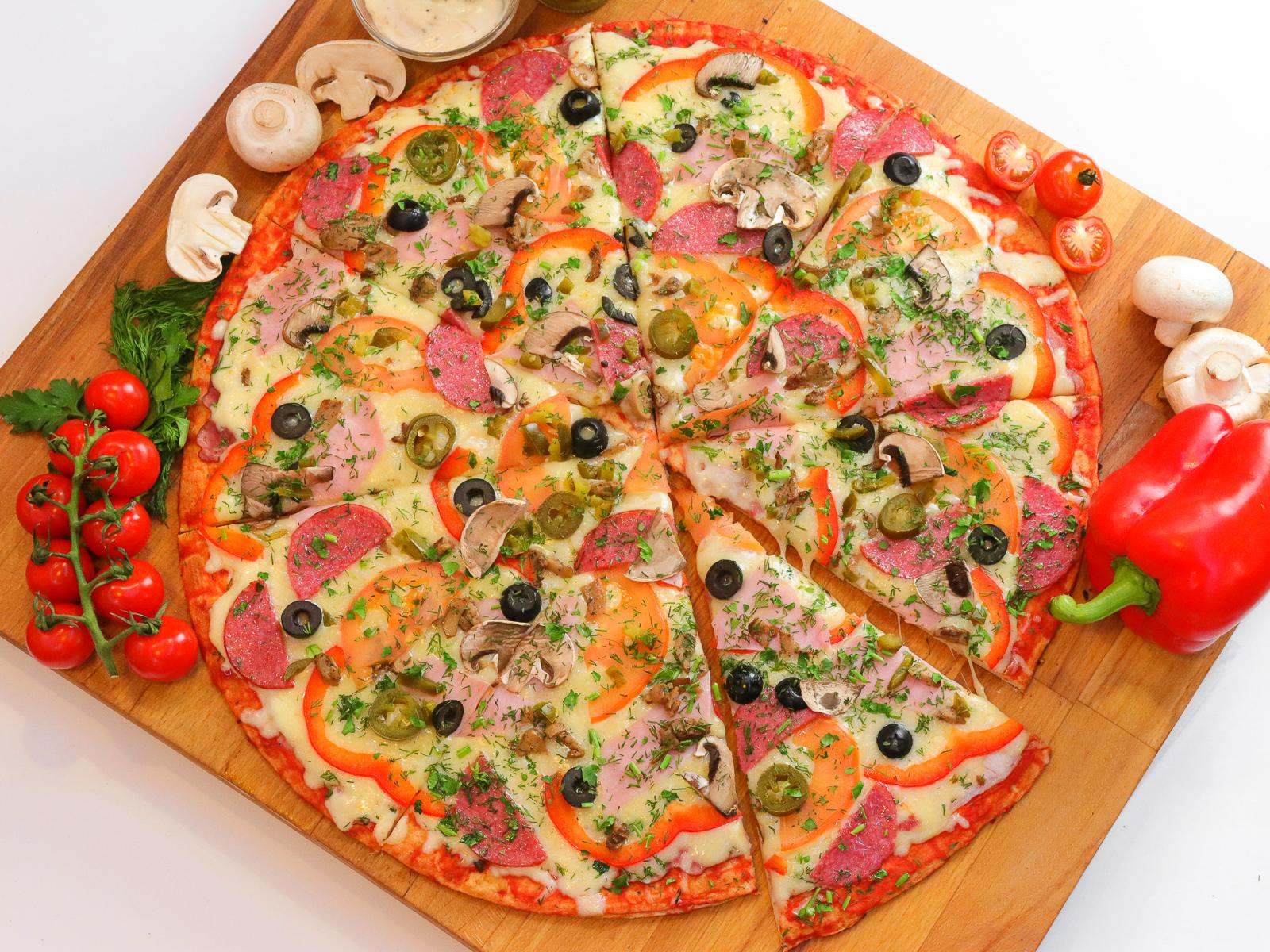 Пицца Антикризис