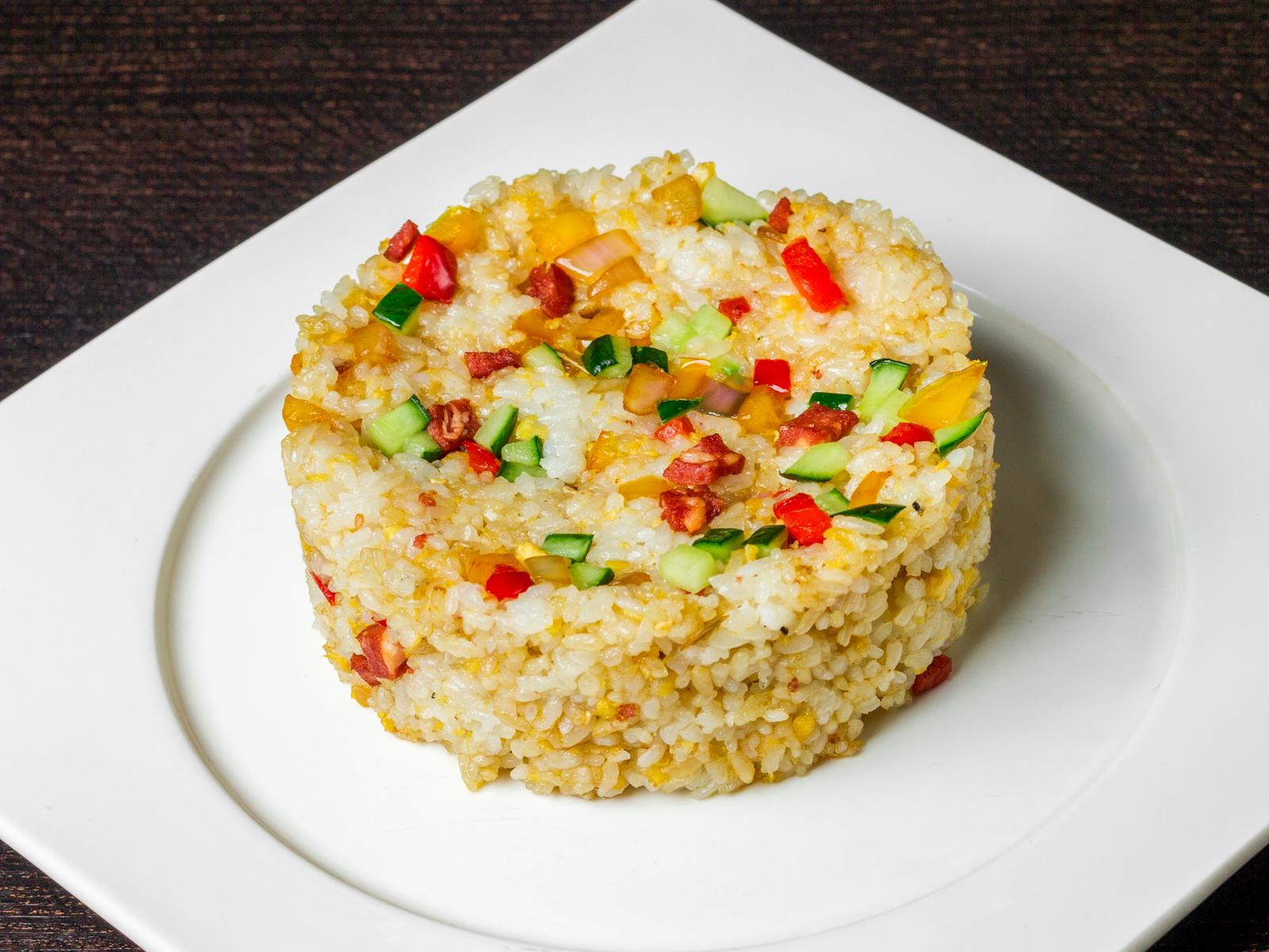 Рис по-шанхайски