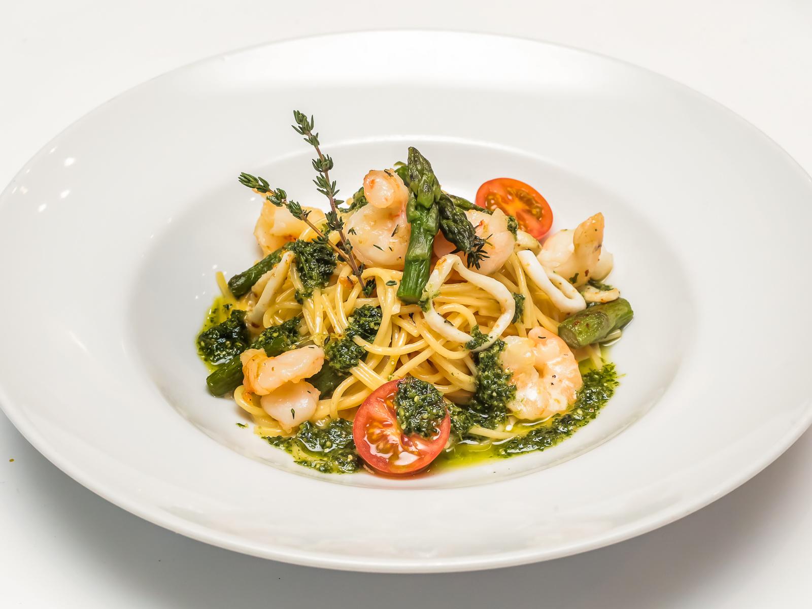 Спагетти Лучиано