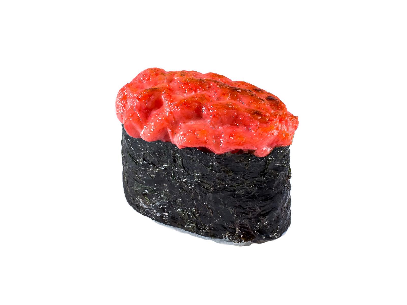Суши Запеченный лосось хондаши