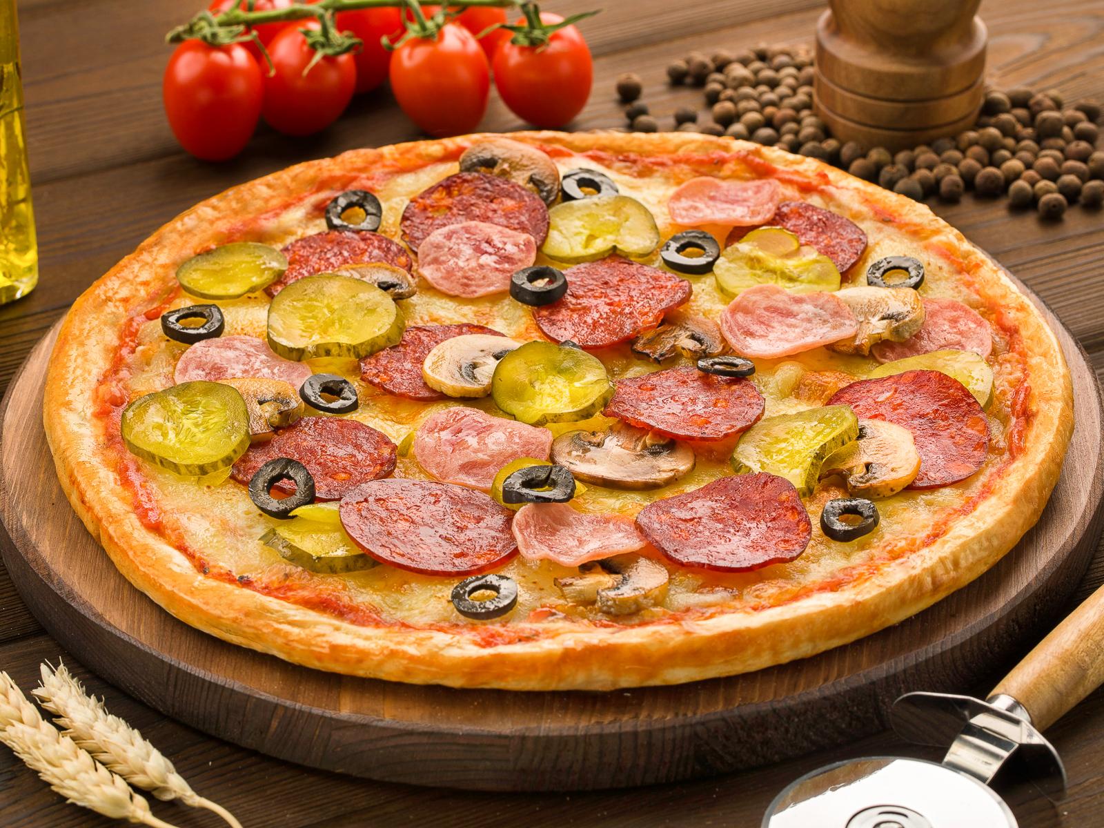 Пицца Вилладоро