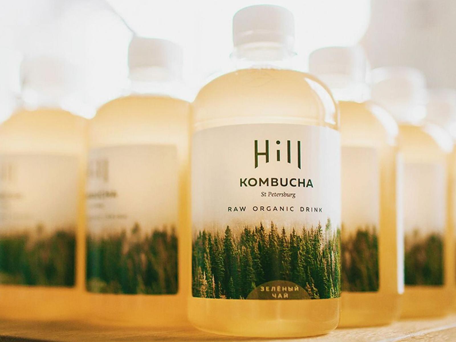 Чай Kombucha Hill