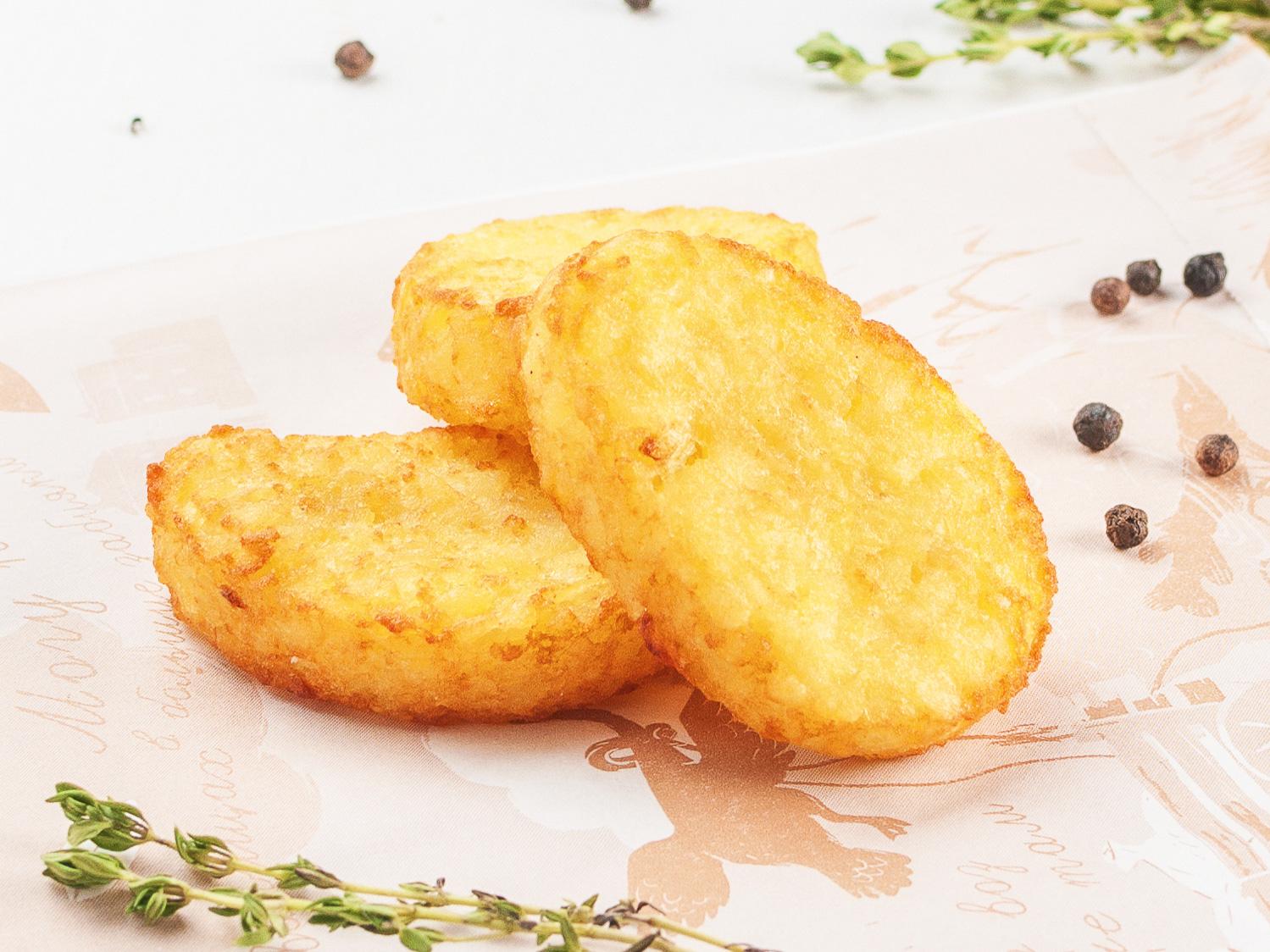 Картофельные наггетсы
