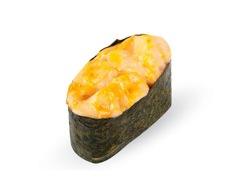 Суши запеченные Тунец
