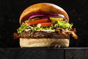 Fridays Теннесси бургер без гарнира