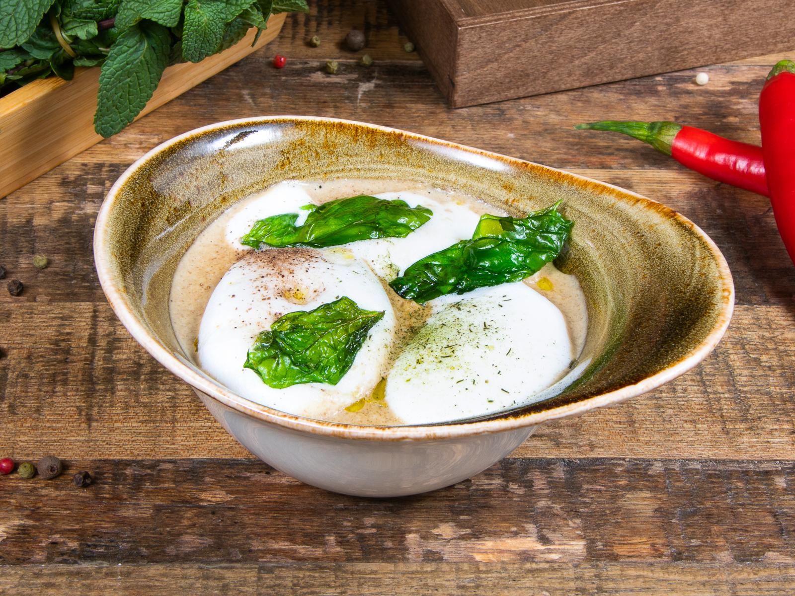 Крем-суп Марсель
