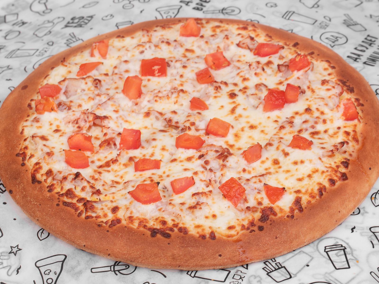 Пицца Цыпленок в сыре