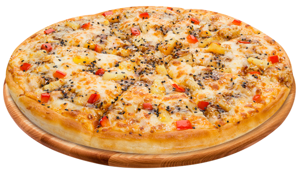 Пицца Цыпленок Терияки
