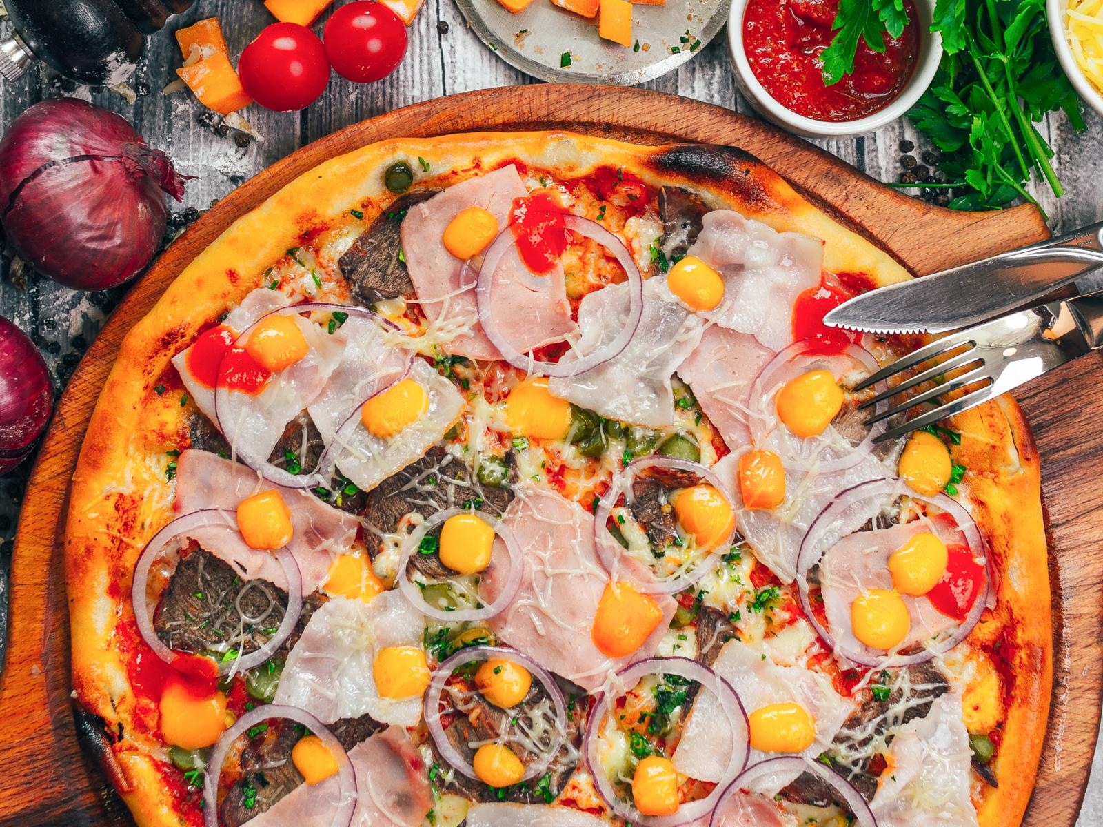 Пицца Фесто Ди Манзо